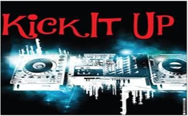 Kick It Up logo